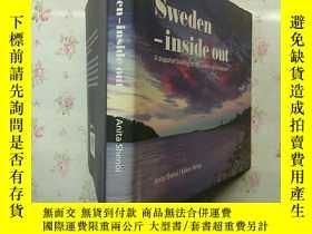 二手書博民逛書店Sweden罕見inside out【內頁乾淨】 Y270041
