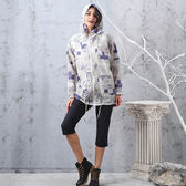 【La proie 萊博瑞】女式韓系寬版遮陽薄風衣