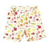 【愛的世界】純棉鬆緊帶水果百匯短褲/1歲-台灣製- ★春夏下著 夏出清