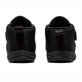 Asics Comfy Baby Ms Fw [TUB170-003] 小童鞋 運動 休閒 慢跑 舒適 透氣 魔鬼氈 黑