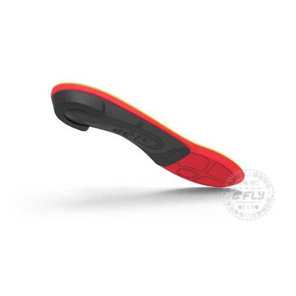 《飛翔無線3C》Superfeet RUN Pain Relief Max 碳纖路跑鞋墊 橘色│公司貨│穩定足部 慢跑
