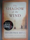 【書寶二手書T6/原文小說_C6G】Shadow of the Wind_Zafon, Carlos Ruiz