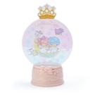 【震撼精品百貨】Little Twin Stars KiKi&LaLa_雙子星小天使~三麗鷗雙子星聖誕亮光雪球擺飾#65765