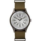 TIMEX 天美時 MK1 潮流軍錶 (橄欖綠 TXTW2R37600)