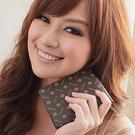 熱銷款到貨【Miyo】A.Antonio飾紋中性短夾