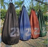 籃球包籃球袋訓練包網袋網包後背背包足球包束口袋健身運動包 韓國時尚週