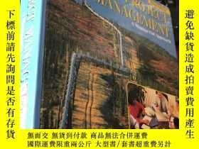 二手書博民逛書店PROJECT罕見MANAGEMENT A Managerial Approach (Third Edition)