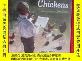 二手書博民逛書店Preaching罕見to the Chickens: The
