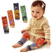 嬰兒護膝套 兒童動物款護膝防摔襪(C) B7E004 AIB小舖
