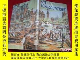 二手書博民逛書店THE罕見LOW COUNTRIES(精裝原版英文)Y21959