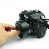 遮光罩 58mm遮光罩 for賓得18-50 55-300 XC16-50富士18-55等58口徑鏡頭聖誕節