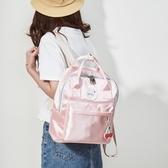 後背包迷你超火的後背包好康推薦正韓學生小清新百搭書包女櫻桃少女背包
