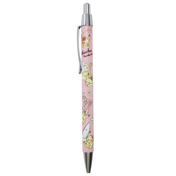 又敗家@日本製造KAMIO皮卡丘鉛筆0.5mm自動鉛筆2389精靈寶可夢pokemon神奇寶貝鉛筆0.5mm鉛筆