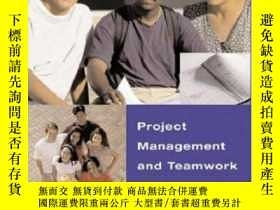 二手書博民逛書店Project罕見Management & Teamwork (