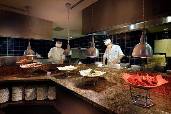 六福客棧福園餐廳-國際百匯自助午/晚餐券
