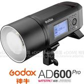 GODOX 神牛 AD600 Pro 600W TTL 鋰電池 外拍燈 (24其0利率 免運 開年公司貨) 棚燈 棚拍