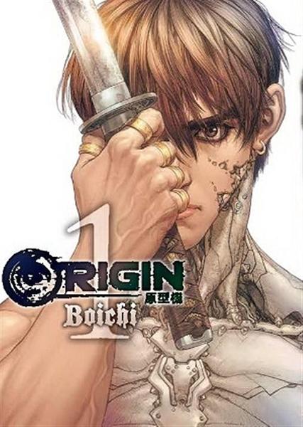 (二手書)ORIGIN原型機(1)