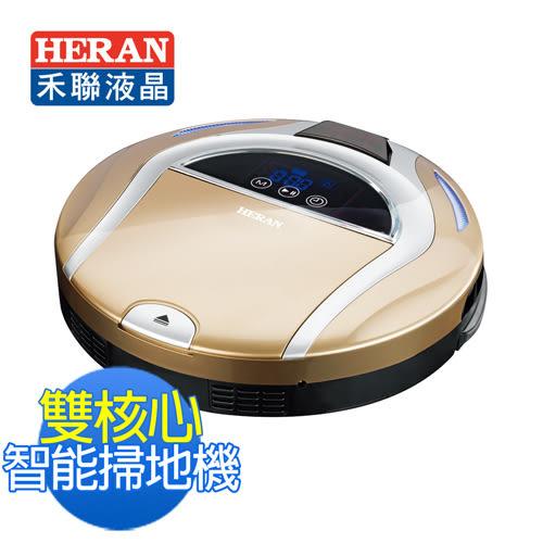 【HERAN禾聯】雙核心高效能智慧掃地機器人(HVR-101E3)
