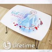 ﹝冰雪奇緣造型折疊桌﹞正版摺疊桌 收納桌 茶几 桌子 艾莎〖LifeTime一生流行館〗