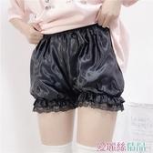安全褲可愛南瓜褲lolita打底褲寬鬆夏少女軟妹防走光薄款蓬蓬日繫 愛麗絲