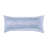 米勒涼感腰靠枕30x60cm藍