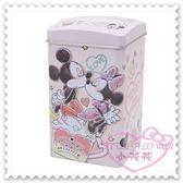 ♥小花花日本精品♥Hello Kitty 迪士尼米奇米妮存錢筒牛奶罐造型包裝Kiss插畫風日本限定(預購)