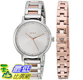 [107美國直購] 手錶 DKNY Womens The Modernist Quartz Stainless Steel Casual Watch (Model: NY2643)