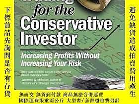 簡體書-十日到貨 R3YOptionsTrading for the Conservative Investor : Increasing