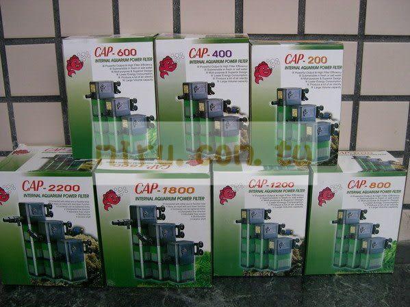 【西高地水族坊】台灣製CAP 沉水馬達過濾器(600L)