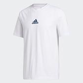 Adidas BFTO 男裝 短袖 T恤 休閒 籃球 棉質 印花 白【運動世界】GN5108