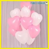 禮婚房婚慶浪漫房間布置心形氣球