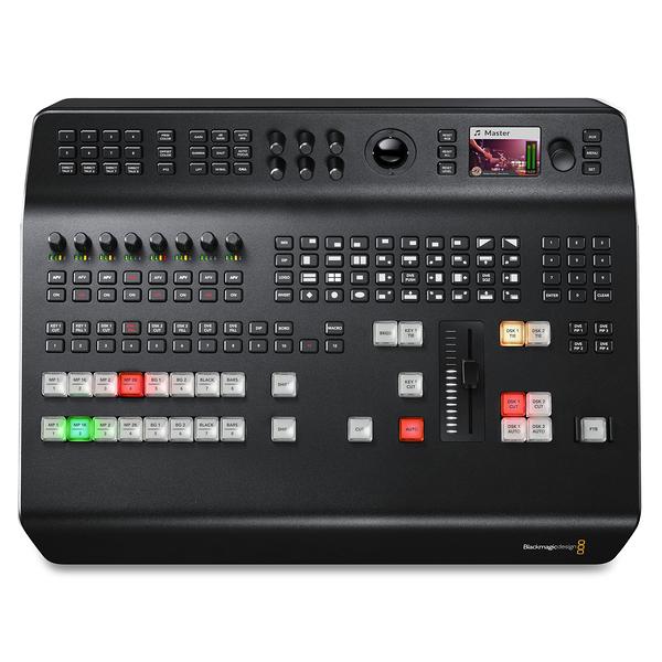 BlackMagic Design 專業 ATEM Television Studio Pro HD 現場製作切換台 【公司貨】