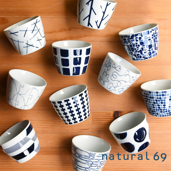 natural69 波佐見燒 – swatch茶碗