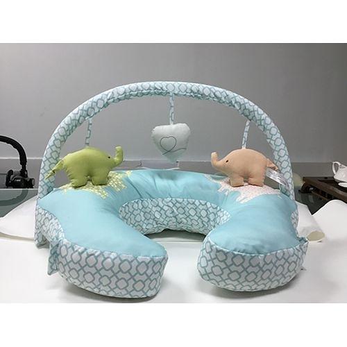 Comfort & Harmony 哺乳/定型枕+玩偶架(CH01000ELY)[衛立兒生活館]