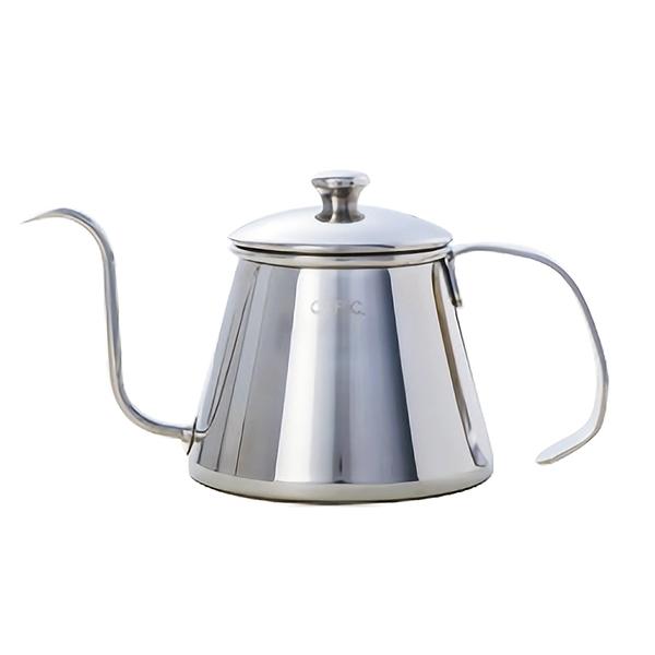 日本CAFEC 不銹鋼細嘴手沖咖啡壺