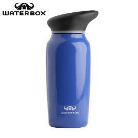 丹大戶外【WaterBox】美國彩繪不鏽鋼水壺 750c.c. 不含雙酚A 型號032-750-1000-002 宮殿藍