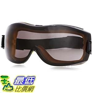 [9美國直購] 防疫眼罩 護目鏡 安全眼鏡 1入 AmazonBasics Safety Goggle, Anti-Fog, Smoke Lens