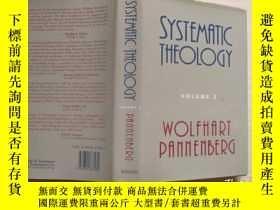二手書博民逛書店SYSTEMATIC罕見THEOLOGY:VOLUME 3【56