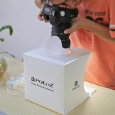 便攜式折疊LED攝影棚20cm迷你燈箱迷你小型珠寶小飾品補光拍攝 教主雜物間