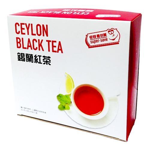 最划算錫蘭紅茶2g x100【愛買】