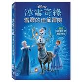【迪士尼動畫】冰雪奇緣:雪寶的佳節冒險 DVD