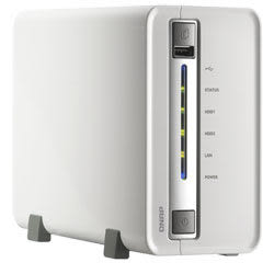 QNAP 威聯通 TS-212 2-bay NAS 網路伺服器