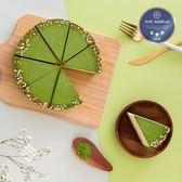 品好乳酪 - 日本小山園抹茶生巧克力重乳酪蛋糕 6吋-【 A.A.無添加三星認證 】