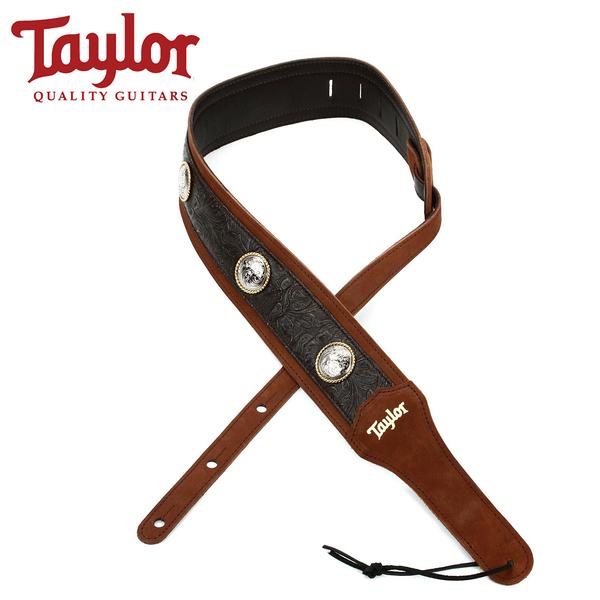 小叮噹的店 美國 Taylor GP300-05C Grand Pacific 3吋 吉他背帶