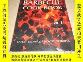 二手書博民逛書店SUNSET罕見BARBECUE COOK BOOKY20470