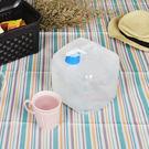 【nicegoods】MIT綠活多用途折疊水箱5公升-3入組 (台製 水桶 露營 野餐 防災)