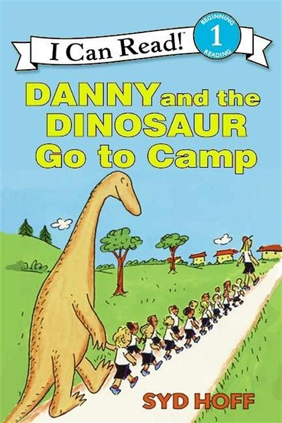 (二手書)An I Can Read Book Level 1: Danny and the Dinosaur Go to Camp