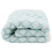 純棉毛巾 DAYS DIA TW BL 34×78 NITORI宜得利家居