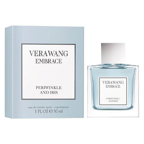 岡山戀香水~Vera Wang 藍色鳶尾 擁抱女性淡香水30ml ~優惠價:1190元