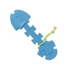 日本People 魚骨頭造型咬舔玩具